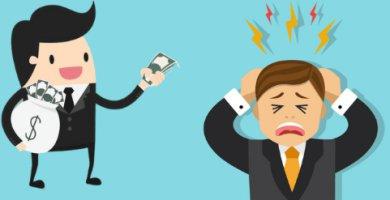 denuncia por no pago de sueldo